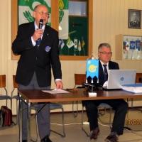 5 Kokouksen avaus Puhjoh Häkkinen
