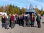 Kiltalaiset linja-automatkalla Lohjalla 6.10.2016