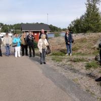 6 saavuttiin Örön saarelle