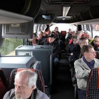 4 Bussin takanakin oli tunnelmaa