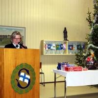 16 joulun sanomaa toi Katariina Haario