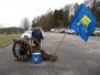 V-S Kiltapiirin 10:s Kenraalintien marssi 21.4.2012.